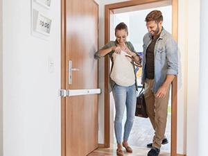 Türsicherungen an Wohnungs- und Haustüren nachrüsten