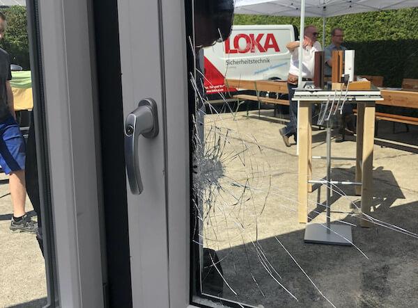 P4A Verglasung Sicherheitsglas nachrüsten
